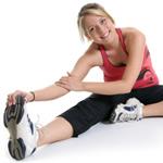 Fitness Aspekte wie Ausdauer, Flexibilität, Kraft