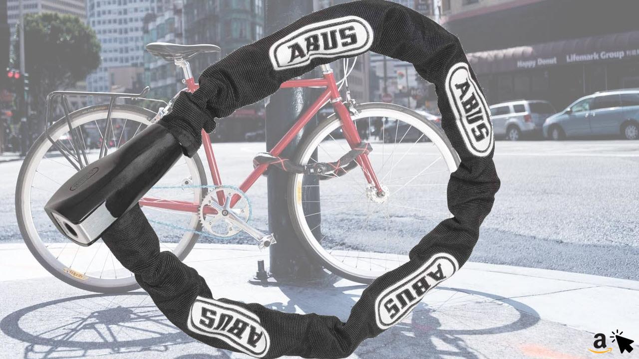 ABUS Radschloss Kettenschloss - Steel O Chain 880