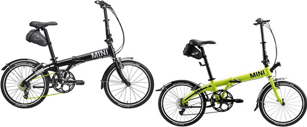 Original MINI Folding Bike Fahrrad Klapprad