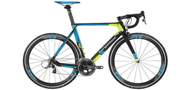 Bergamont Prime RS Team Carbon Rennrad