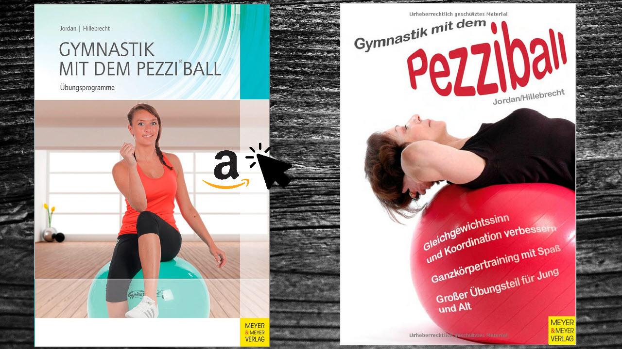 Buch - Gymnastik mit dem Pezziball Übungsprogramme