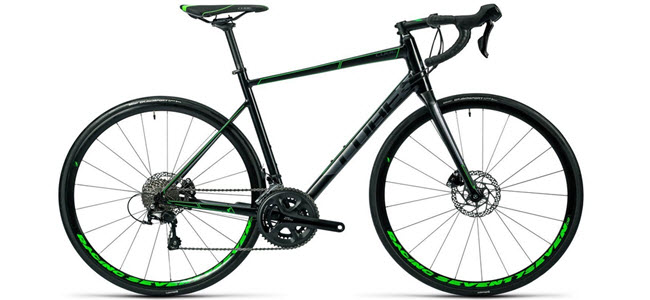Cube Attain SL Disc Rennrad 2016