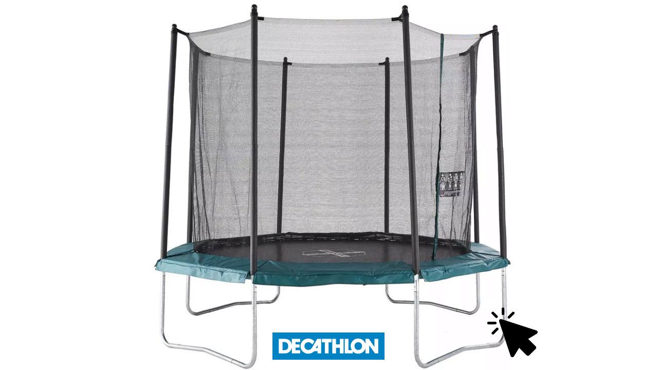 Decathlon Trampolin Octagonal 300