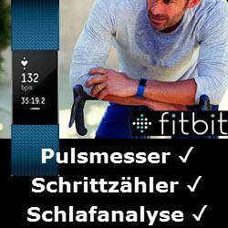 Fitbit Aktivitätstracker