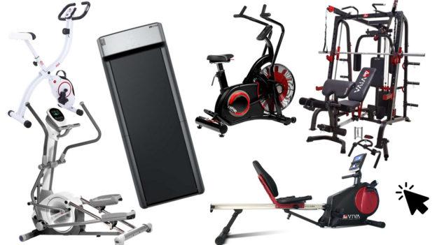 Fitnessgeraete Heimtrainer Vergleich