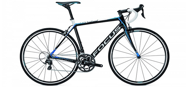Focus CAYO ULTEGRA MIX 22G 28' Carbonrahmen