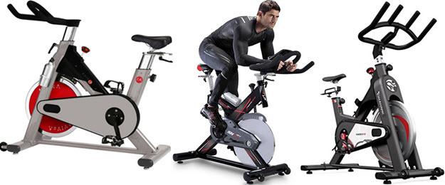 IndoorCycle von AsViva, Sportstech, Tomahawk - Spinning Ergometer
