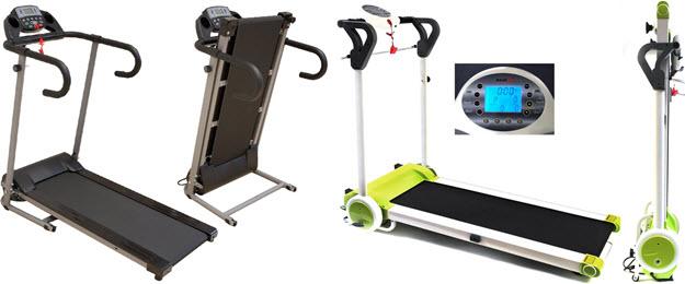 Laufband günstig von 150€ bis 250€: Art Sport Speedrunner & MaxoFit Delux MF7
