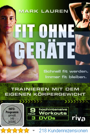 top 5 aerobic fitness video dvds f r zuhause. Black Bedroom Furniture Sets. Home Design Ideas