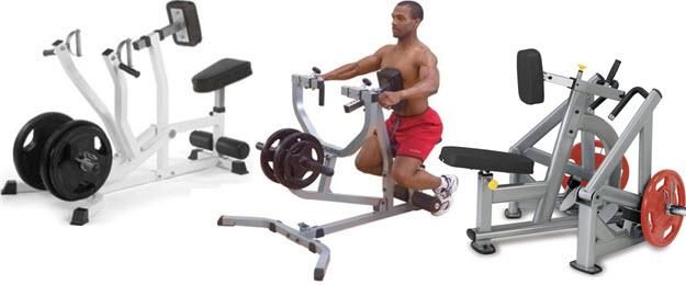 Ruderstation Rückentrainer