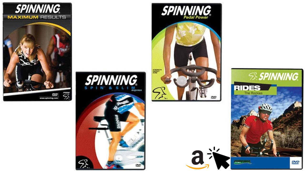 Spinning Fitness DVDs