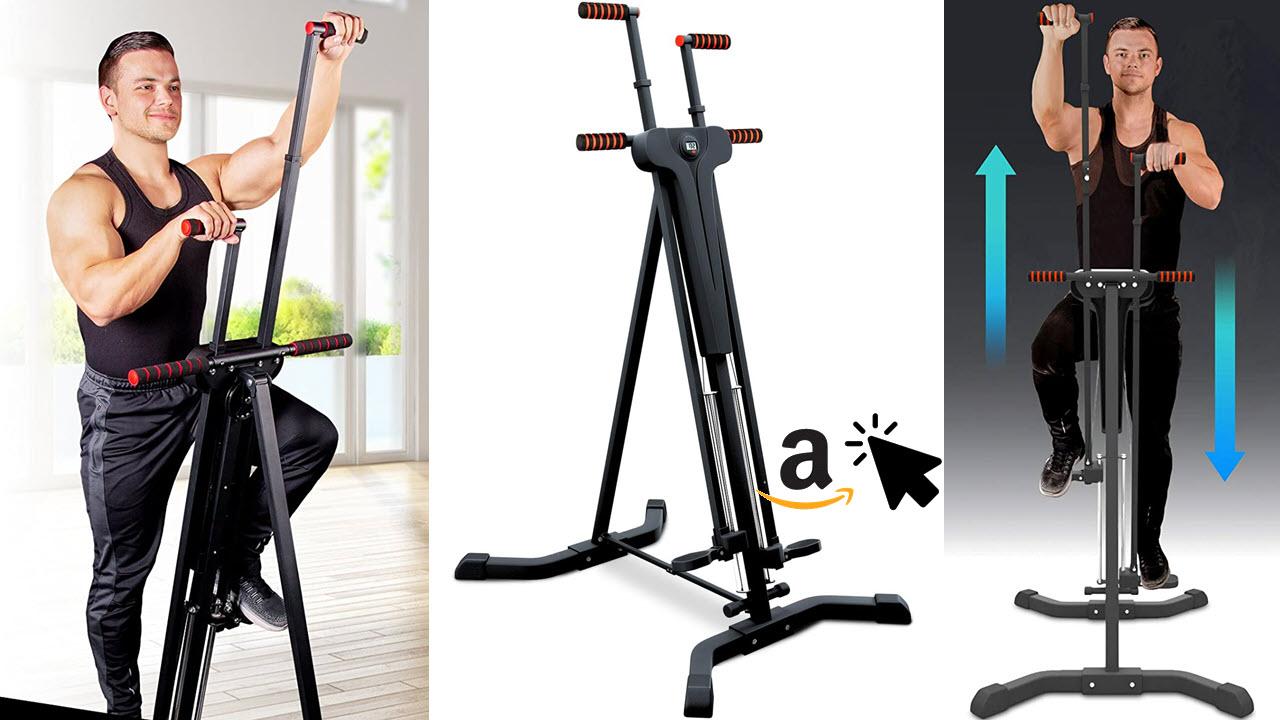 Sportstech 2in1 Stepper & Vertical Climber Fitness