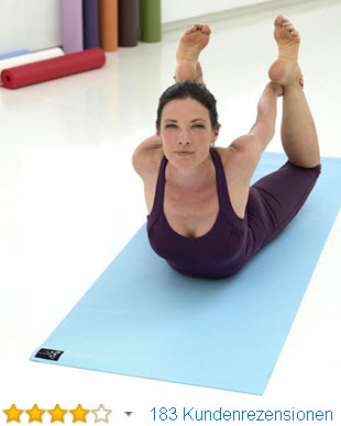 Yogistar Yogamatte Basic Turnmatte