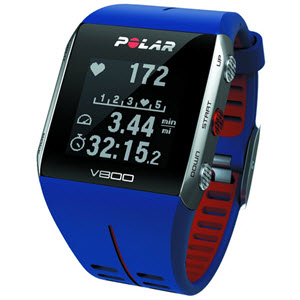 Polar GPS- Trainingscomputer V800