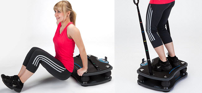 skandika Home VibrationsPlate 500 training übungen