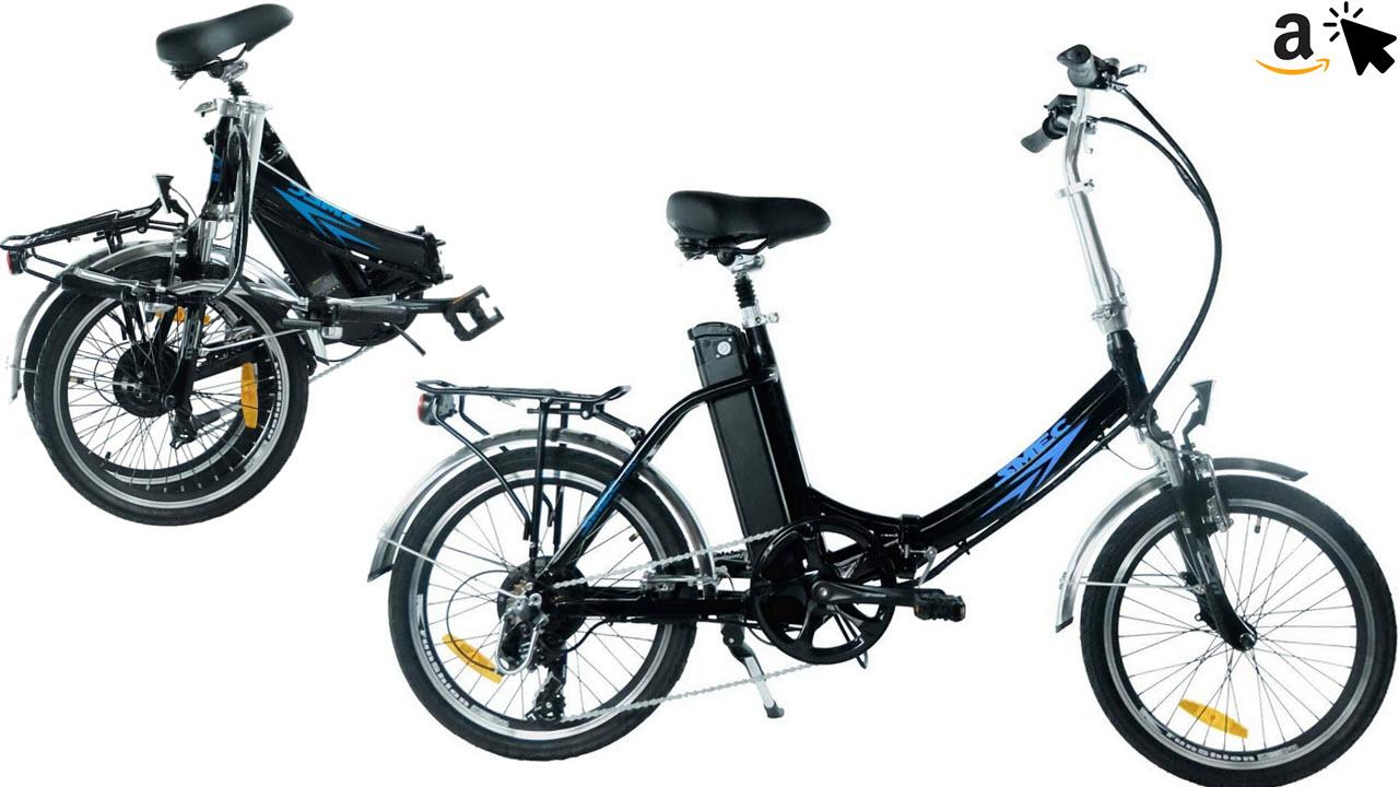 swemo 20 Zoll Alu Klapp E-Bike Pedelec SW200