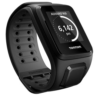 TomTom Runner 2 GPS-Uhr tracker, herzfrequenz, geschwindigkeit